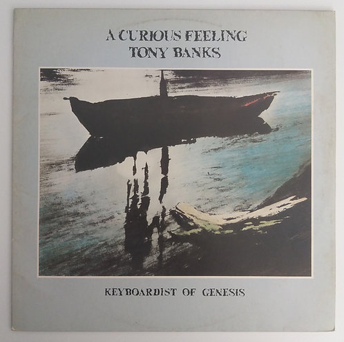 Tony Banks - A Courious Feeling