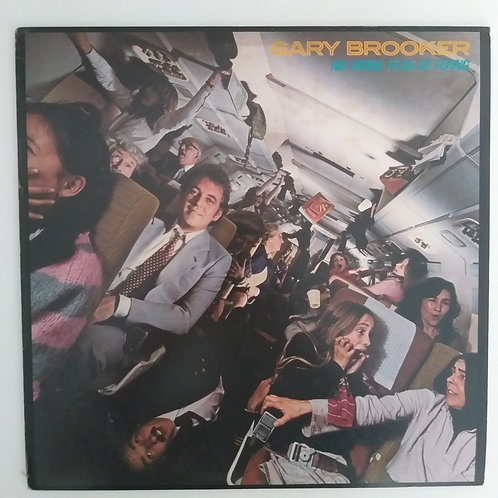 Gary Brooker - No More Fear of Flying (vinil)