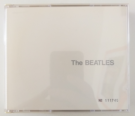 The Beatles - White Album (álbum duplo)