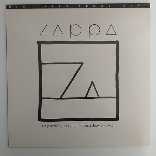 Frank Zappa - Ship Arriving Too Late to Save a Drowning Witch (vinil)