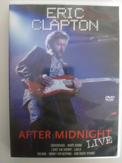 Eric Clapton - After Midnight Live (DVD)