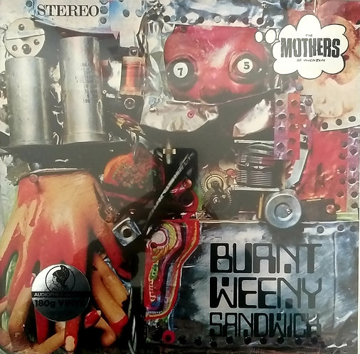 The Mothers of Invention - Burnt Weeny Sandwich (vinil)