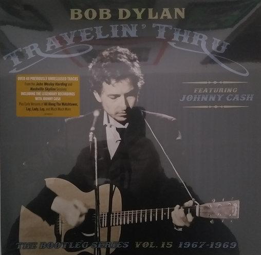 Bob Dylan - Travelin' Thru (Box 3 LPs + livreto)