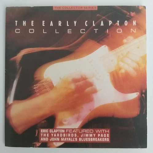 The Early Clapton Collection (CD)