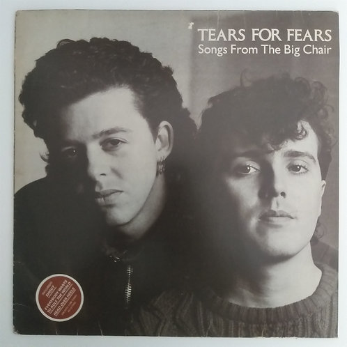 Tears for Fears - Songs from the Big Chair (vinil)