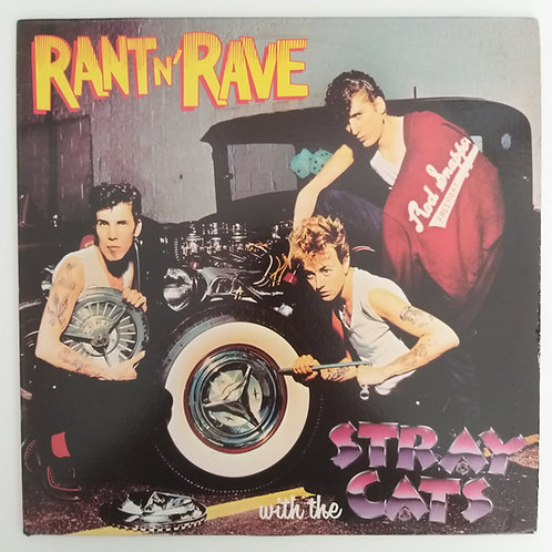 Rant n' Rave with The Stary Cats (vinil)