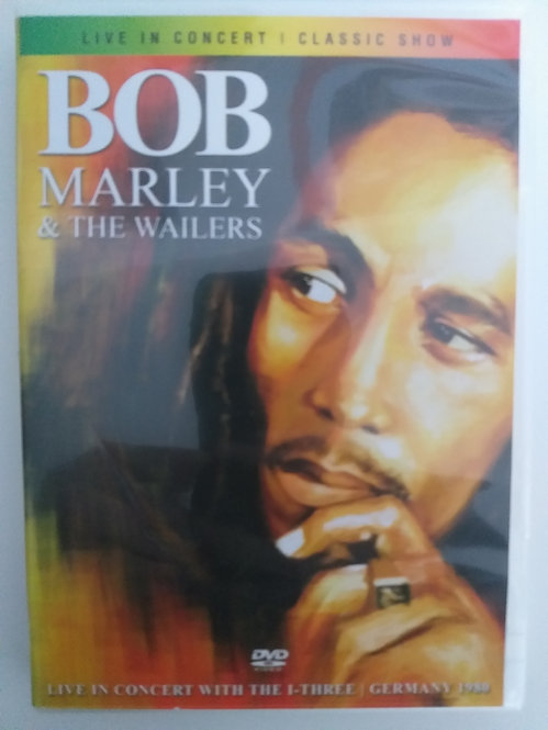 Bob Marley & The Wailers - In Concert with the I-Three in Germany 1980 (DVD)