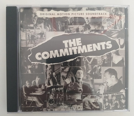 The Commitments (CD trilha sonora)