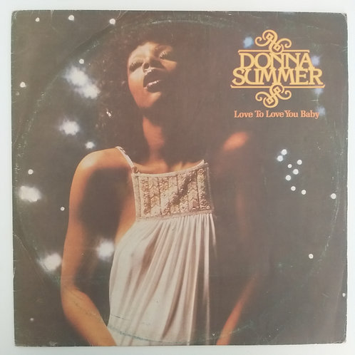 Donna Summer - Love to Love You Baby (vinil)