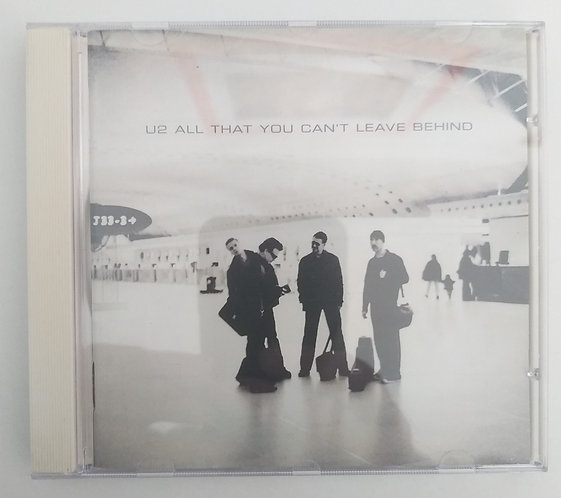 U2 - All That You Can Leave Behind (CD)