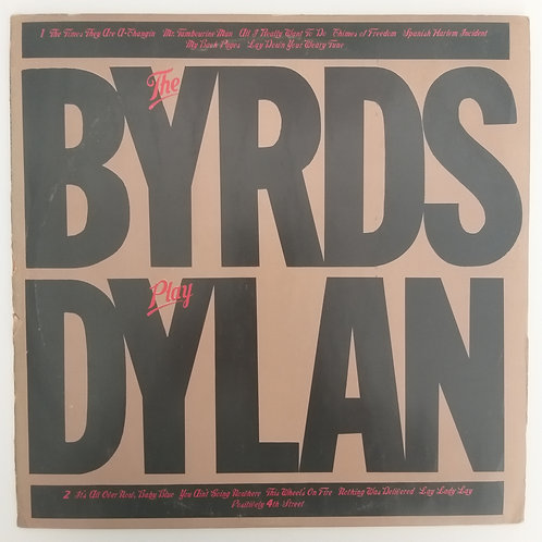 The Byrds Play Dylan (vinil)