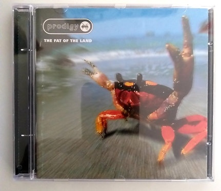 Prodigy - The Fat of the Land (CD)