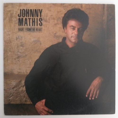 Johnny Mathis - Right from the Heart (vinil)