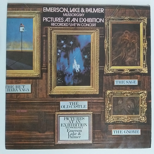Emerson Lake & Palmer - Pictures at an Exhibition (vinil)