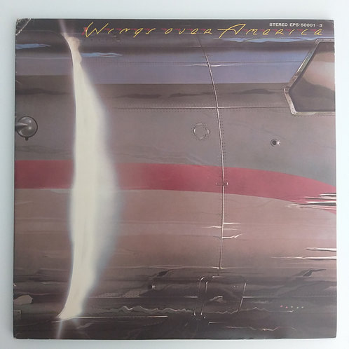 Wings - Over America