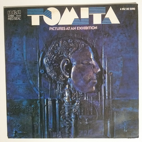 Tomita - Pictures at an Exhibition (vinil)