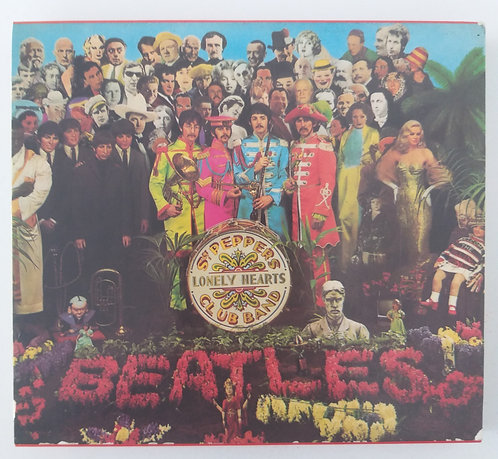 The Beatles -Sgt. Pepper's Lonely Hearts Club Band
