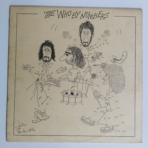 The Who by Numbers (vinil)