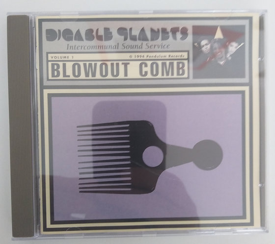 Digable Planets - Blowout Comb (CD)