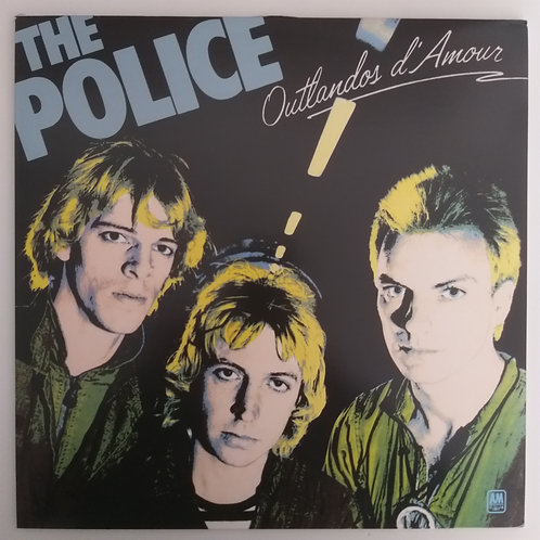 The Police - Outlands d'Amour (vinil 180g)