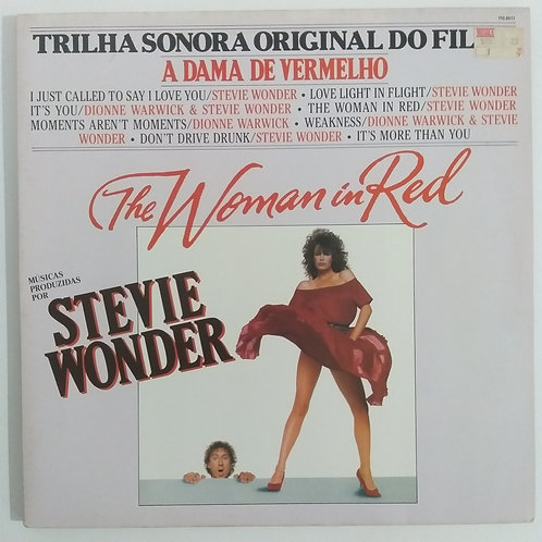 The Woman in Red - Trilha Sonora