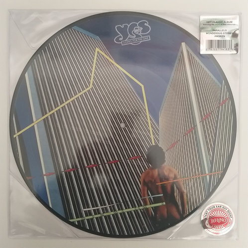 Yes - Going For The One (picture disc edição limitada)