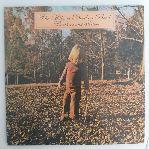 The Allman Brothers Band - Brothers & Sisters