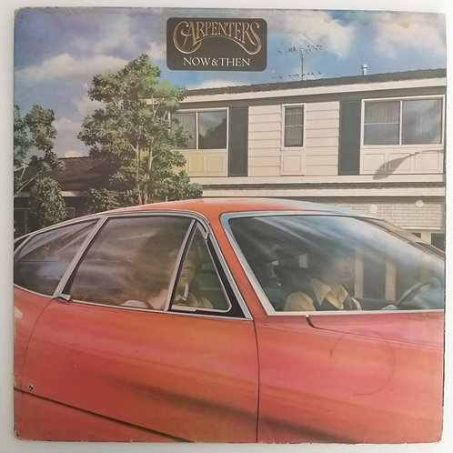 Carpenters - Now and Then (vinil)