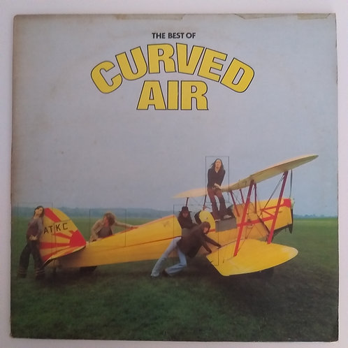Curved Air - The Best of (vinil)
