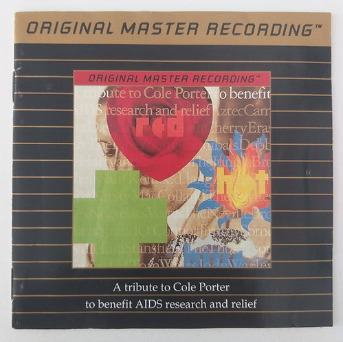 Red Hot + Blue - A Tribute to Cole Porter (gold disc)