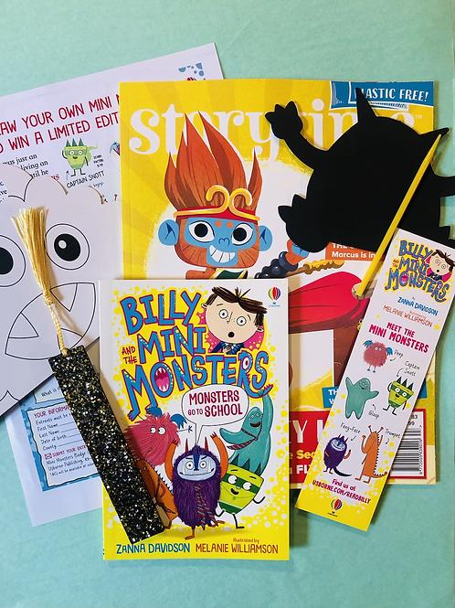 KS1 - Billy & the Mini Monsters