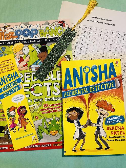 Year 3/4- Anisha the Accidental Detective