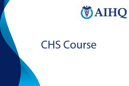 Certified Hospital Surveyor (CHS)