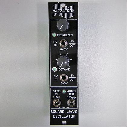 Squarewave Oscillator Eurorack Module
