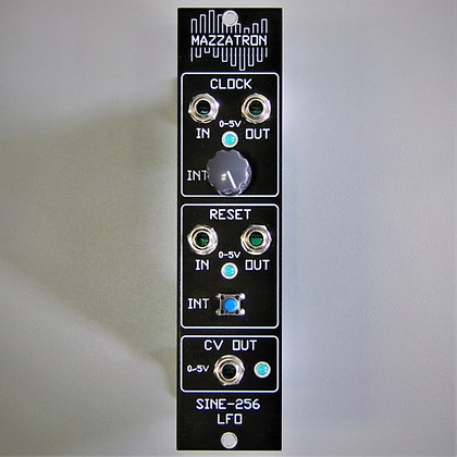 SINE-256 LFO Eurorack Module