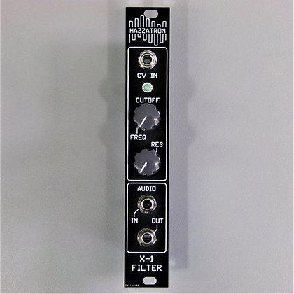 X-1 Filter Eurorack Module
