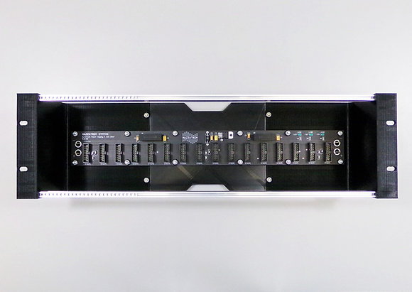 Eurorack Modular Synth Powered Rackmount Case