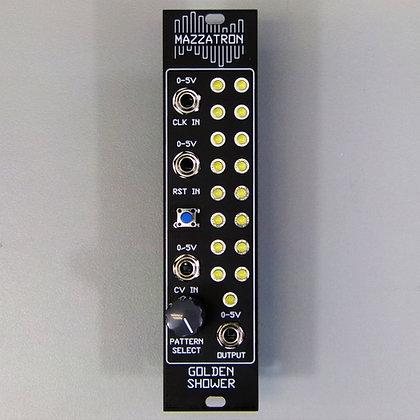 Golden Shower Eurorack Module