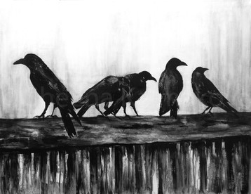 The Crows of Ottawa No.6
