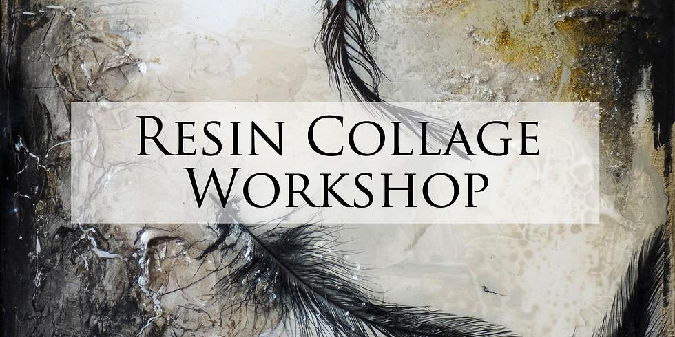 Resin Collage Workshop