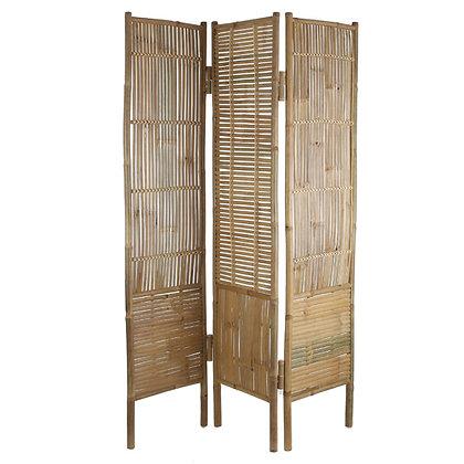 Bamboe paravan