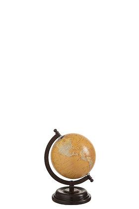 Wereldbol op voet - Medium