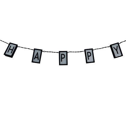Lightbox string