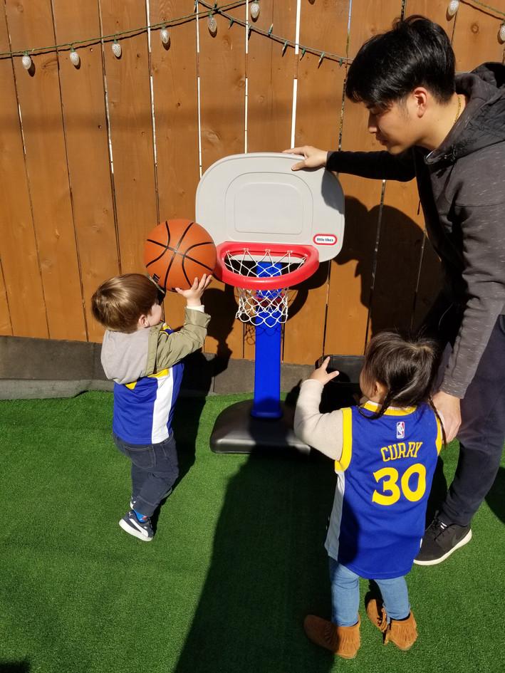 Enrichment Basketball Class