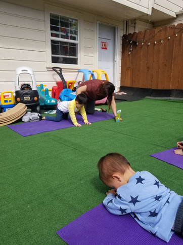 Enrichment Yoga Class