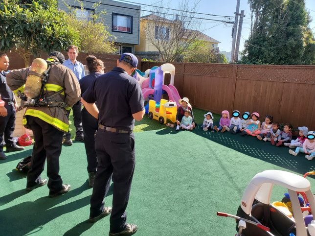 Fire Department Visit