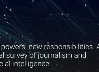 Cómo el periodismo integra la inteligencia artificial: un estudio global sobre algoritmos en medios