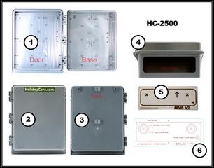 Image Sheet | Holiday Coro HC-2500