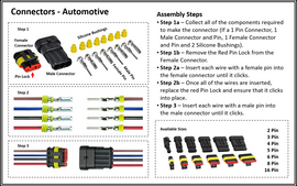 Information Sheet | Auto Connectors