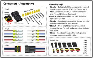 Information Sheet   Auto Connectors